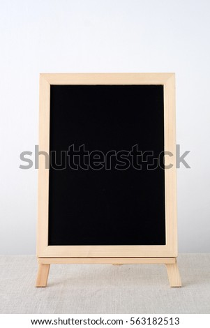 Chalkboard Stand Stock Images Royalty Free Images