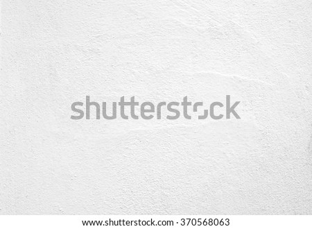 Blank Concrete Wall White Color Texture Stock Photo (Royalty Free ...