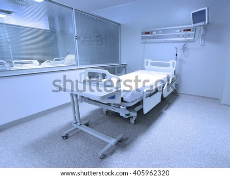 Blank Emergency Room
