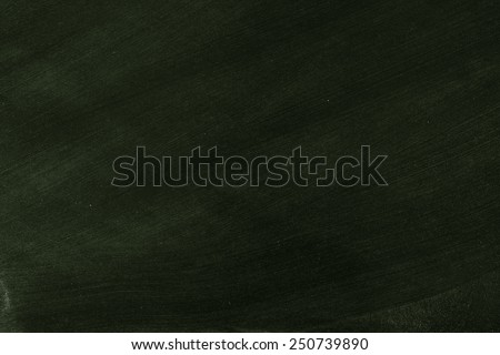 Blank Green Blackboard./ Blank Green Blackboard - stock photo
