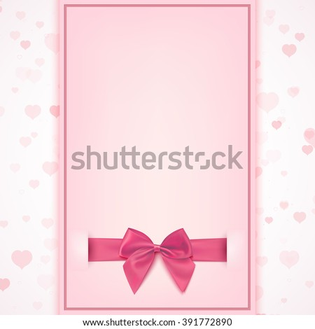 Blank Greeting Card Template Baby Girl Vector 382032280 – Blank Birthday Cards