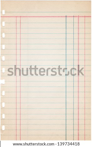 Ledger Sheet Stock Images, Royalty-Free Images & Vectors ...