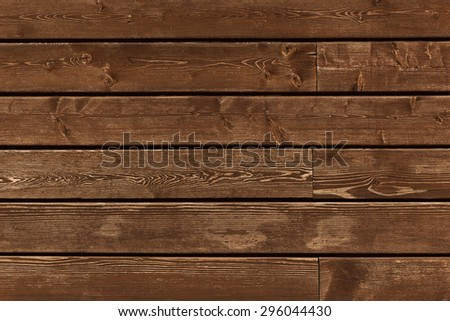 Blank natural wooden wall background or texture