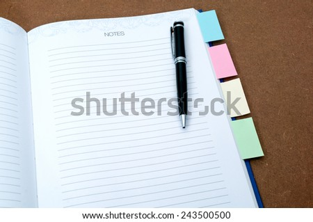 Paper Sheets Pile Abstract Written Text Vector 506503369 – Colored Writing Paper