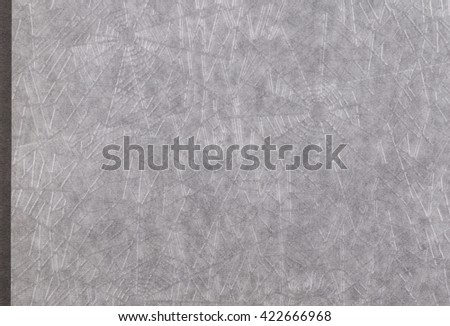 Blank page old photo album background - stock photo