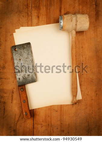 Butcher Paper Stock Images, Royalty-Free Images & Vectors ...