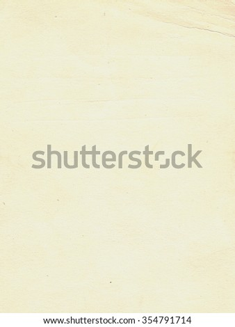 Blank paper sheet useful as a background - stock photo