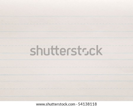 penmanship practice paper