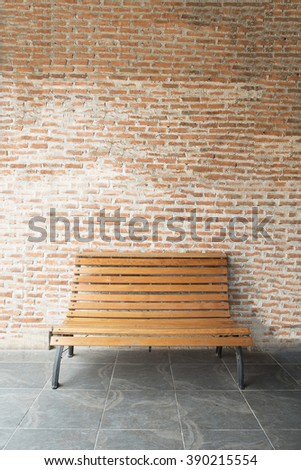 Blank price tag with red pin on board, Copyspace - stock photo