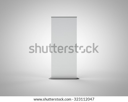 Rollup Banner Stock Images, Royalty-Free Images & Vectors ...