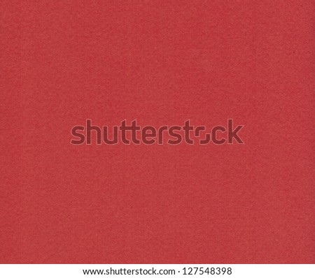 blank sheet of red paper useful as a background