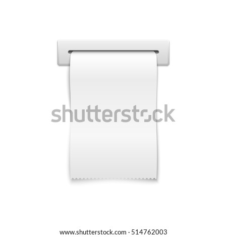 Receipt Template Stock Images, Royalty-Free Images & Vectors