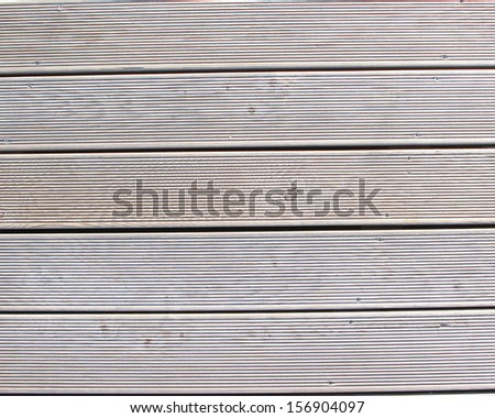 Bleached wooden boards background