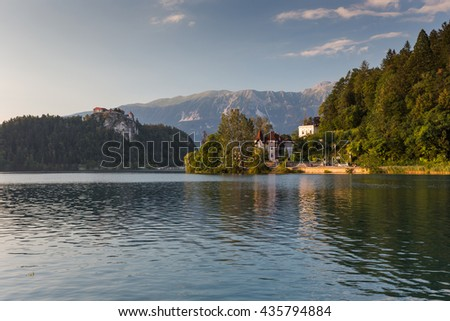 Bled Lake, Slovenia, Europe