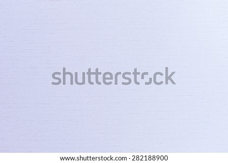 Blended cotton silk fabric wallpaper texture pattern background in light violet purple color tone - stock photo