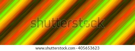 blended diagonal  stripes of thick paint in shades of orange, green, yellow and red  (seamless texture)
