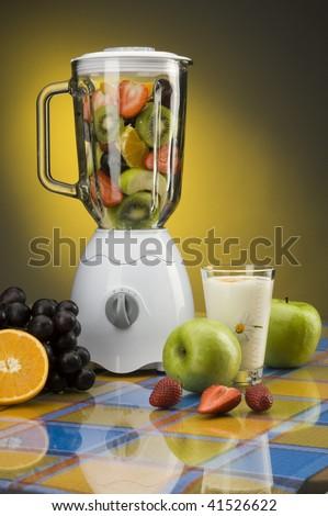 blender - stock photo