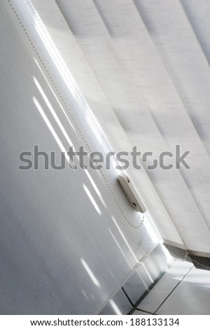blind - stock photo