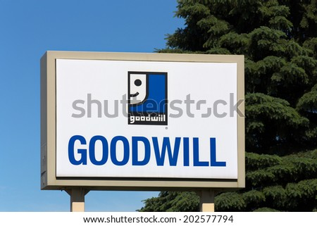 Goodwill stock images royalty free images vectors for Is goodwill a non profit organization