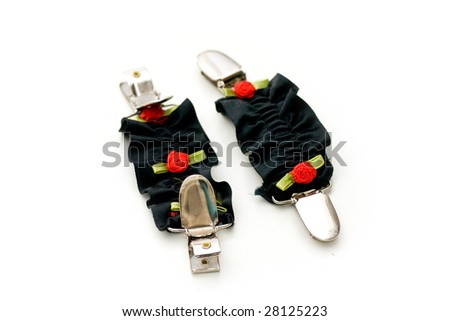 Blouse clips