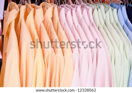 blouses - stock photo