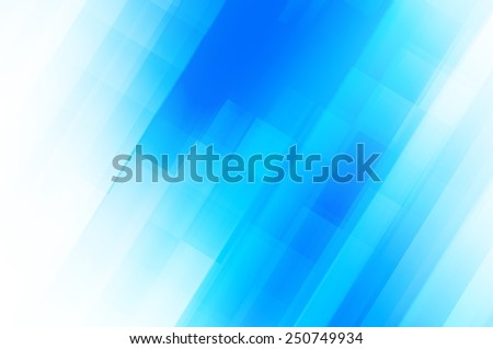 Blue Abstract Art Digital Background - stock photo