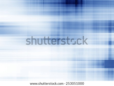 Blue Abstract Art Digital Background