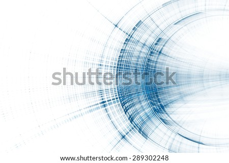 Abstract Space Ray Circuit Cyber High Stock Vector 128917373 ...