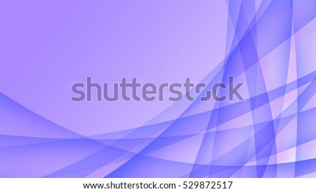 blue abstract background with smooth lines