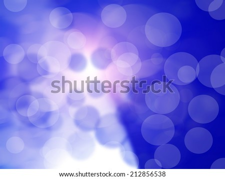 blue abstract light background , for your webdesign. - stock photo