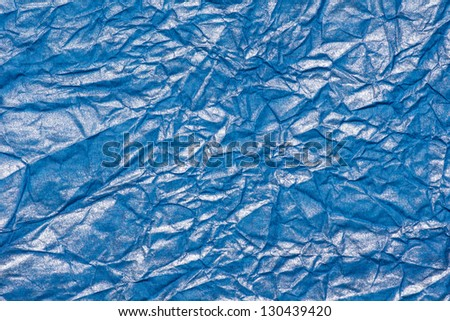 Blue abstract pattern white hue - stock photo