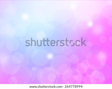 Blue and pink festive elegant abstract background . - stock photo