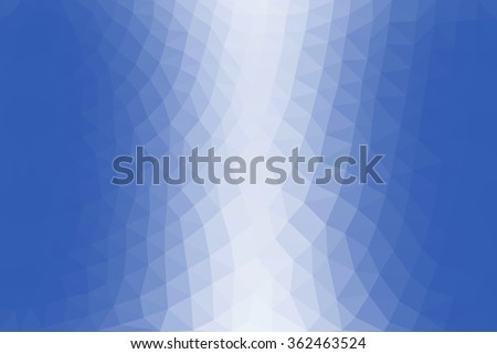 Blue and white gradient background