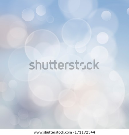 Blue and White Lights Festive background with light beams