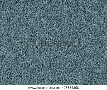 blue artificial leather texture. Can be used as background for Your design-works