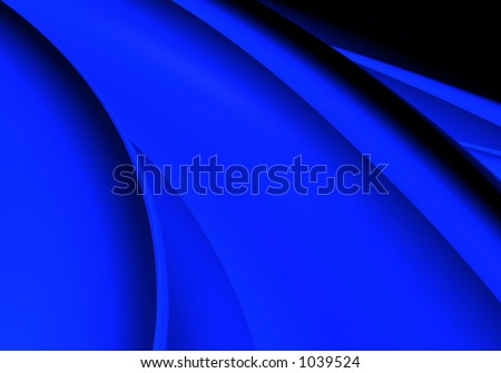 blue background (abstract) 02 - stock photo