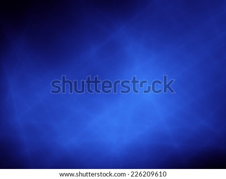 Blue background abstract modern backdrop card design - stock photo