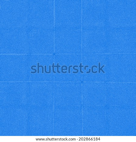 blue background based on fabric texture