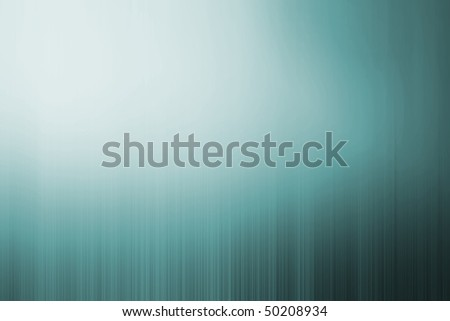 blue background. Blurred motion. - stock photo