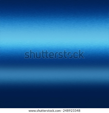 blue background metal texture - stock photo