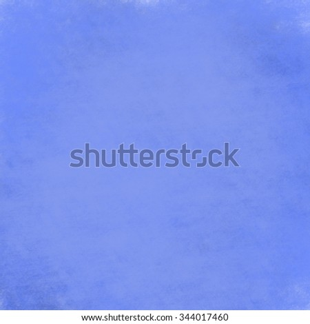 blue background or blue paper with vintage grunge texture, soft lighting,  - stock photo