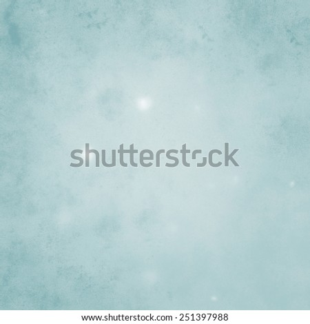 blue background texture paper, old vintage vignette black border and bright blue center, elegant coloring and fine detailed scratch lines in material - stock photo