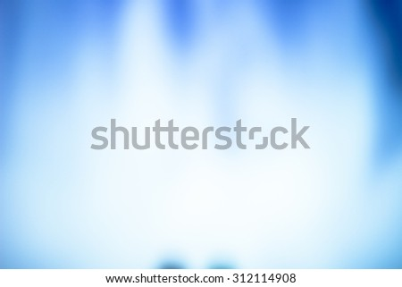 blue background with copy-space - stock photo