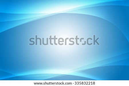 blue background with smooth lines