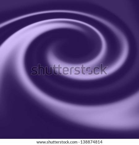 blue berries twirl liquid background - stock photo