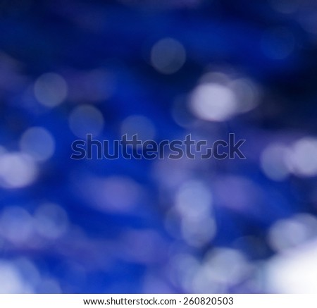 Blue Bokeh,blurred bokeh.