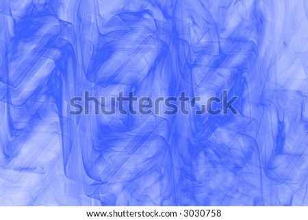 Blue bright abstract wavy large background pattern