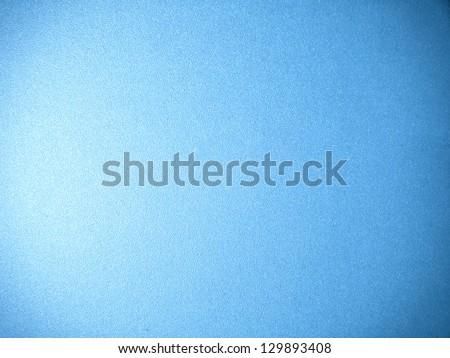 blue brushed metal - stock photo