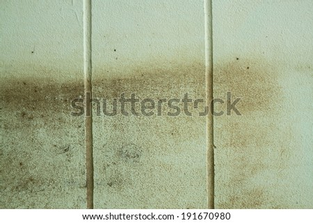 blue cement wall background - stock photo
