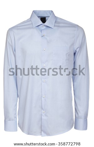 Blue Classic Formal Shirt